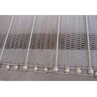 Buy SS wire mesh belts slat band conveyor belts chain drive wire belts at wholesale prices