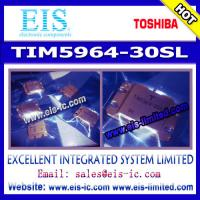 Best TIM5964-30SL - TOSHIBA - MICROWAVE POWER GaAs FET - Email: sales009@eis-ic.com wholesale