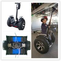 Buy cheap EcoRider Electric Self Balancing Scooters Two Wheels Double Battery 21 Inch Tire Size from wholesalers