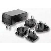 Quality adapter with changeable plugs 35V plug in adapter, AC plug adapter power supplier for sale