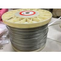 Buy Multi Strands Nickel Wire Ni 212 Pure Nickel Wire Bright Status For Ceramic Pad Heater at wholesale prices