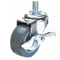 Quality Threaded Stem Caster (Gray) (CS-6) for sale