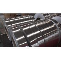 Buy cheap Silver / Golden Aluminum Sheet Coil AA1060 O For Transformers No Burr from wholesalers