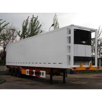 China 40 Feet  3 axls Koegel FRP+PU+FRP composite Insuated and Refrigerated container box semi-trailer   9303XLC on sale