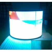 Best Super Thin High BrightnessOutdoor PH10mm Curved Led Display With Linsn Controller wholesale