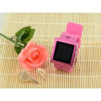 Best Ladies Wrist Watch Phone 2G Gsm 850 / 900 / 1800 / 1900 Quad Band wholesale