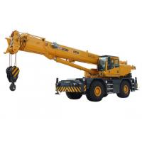 China RT25 High Power Rough terrain Boom Truck Crane QSB6.7- C190 Engine on sale