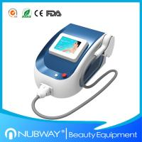 Quality High Quality of Portable 808nm Diode Laser Hair Removal Machine Beauty Spa Hair Removal for sale