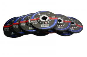 Quality 5 In X 1/8 In X 7/8 In Type 27 Depressed Center 125mm Metal Grinding Discs for sale