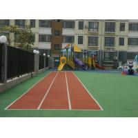 Quality Natural Looking Commercial Artificial Grass Carpet 12000 Dtex Heavy Metal Free for sale