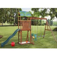 Quality Sports Facilities Playground Fake Grass Landscaping Eco - Friendly Material for sale