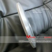 Quality 4A2 resin bond diamond grinding wheel for silicon materials for sale