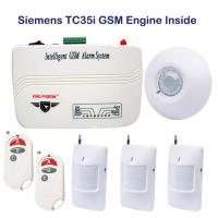 Quality GSM Alarm Systems, SMS Control Alarm, S3523, Voice Operation Menu for sale