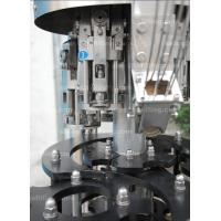 Quality Automatic Bottle Capper Machine , 7200BPH Beer Bottle Capping Equipment for sale