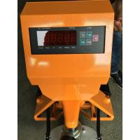 Quality KYLOWEIGHT hydraulic scale 2 Tons hand pallet jack for sale