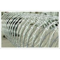 Quality Steel Twisted barbed wire PVC Coated Razor Barbed Wire for sale