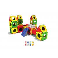 Buy cheap Childrens Plastic Play Equipment , Plastic Toddler Playground from wholesalers