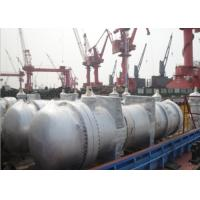Quality ID1626MM Chemical Pressure Vessels Stainless Steeel Floating Heat Exchanger for sale