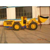 Quality Diesel LHD Underground Load Haul Dump Truck and Rock Breaker for sale