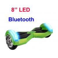 Quality LED Lightning Two Wheel Self Balancing Scooter with Bluetooth and Audio Remote Control for sale