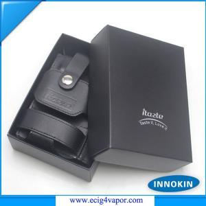 Quality Innokin itaste real leather case for e cigarette itaste mvp VTR kit for sale