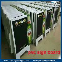 Quality 12 mm PVC Foam Sign Board Printing for sale
