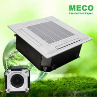 Quality Four Pipe Fan Coil Unit 2TR Cooling Capacity With Wireless Remote Modbus Optional for sale