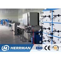 Quality Secondary Coating Line Fiber Optic Cable Production Line Optical Fiber for sale