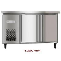 Quality Commercial Workbench Under Counter Refrigerator Freezer With Energy - Saving Low Noise 150~420L for sale