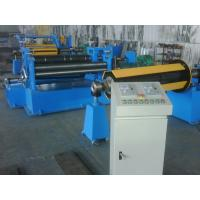 Best 50HZ / 3PH Steel Coil Slitting Line Machine for Stainless Steel Sheet wholesale