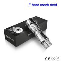 Quality Full mechanical Ironman mod 2 e cigarettes vaporizer wholesale for sale