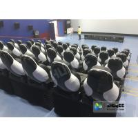 Quality 80 Movies 5D Simulator For Center Park With Black & Luxury 5D Motion Seat for sale