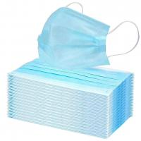 Quality Earloop FDA 3 Ply Non Woven Face Mask Disposable One Using Protect Virus for sale