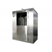 Quality CE 99s Showering 25m/S Modular Clean Room For Worker Entrance for sale