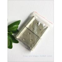 "Quality 3"" Np Pivot Soft Close Hinges , Heavy Duty Hinges 2 Pieces 3 Holes High Security for sale"