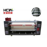 Quality Sublimation Heat Press Machine / Rotary Heat Transfer t Shirt Printing Equipment for sale