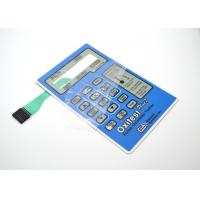 Quality Glossy / Matte Surface  Metal Dome Membrane Switch For Medical Instrument System for sale