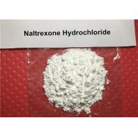 Quality 99% Long-acting Narcotic Antagonist Drug Raw Powder Naltrexone Hydrochloride CAS: 16676-29-2 for sale
