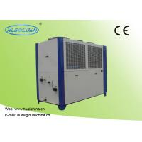Quality Air Cooled Industrial Water Chiller Sheet Metal Housing Printed Material for sale