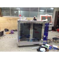 China Horizontal Fire Testing Equipment  , Foam Vertical Flammability Chamber for sale