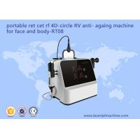 Buy cheap portable ret cet rf 4D-circle RV anti-againg machine for face and body-RT08 from wholesalers