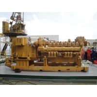 Quality Chinese MTU165RQ gas genset, Power 550KW-1100KW for sale