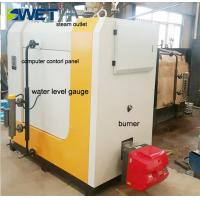 New type 100 kg mini wood fired steam generator for Food Industry