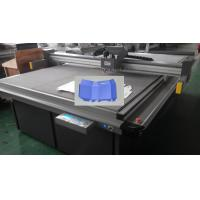 Quality Easy Install PP Box Making Machine Effective Cutting Area 1700*1300mm for sale