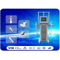 Buy cheap 10 MHz RF Frequency Vacuum Cavitation Slimming Machine For Body Shaping from wholesalers