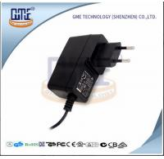 AC DC Universal Adapter European Plug 47Hz - 63Hz Input Frequency
