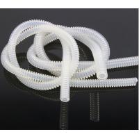China No Smell Flexible Corrugated Pipe O Rings Cross Section Shape 100% Food Grade Silicone Rubber on sale