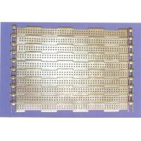 Quality SS wire mesh belts slat band conveyor belts for oven bakery industry for sale