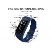 China Waterproof Sport Wristband Watch , IP68 Bracelet Digital Wrist Watch Phones Android on sale