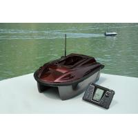 Brown Two Way Wireless Remote Control GPS Bait Boat - Upgraded Edition Of RYH-001B